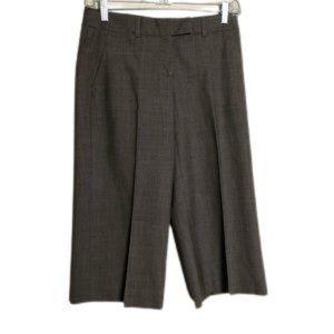 THEORY Bermuda shorts-knee length classic stylish